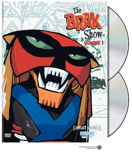 The Brak Show-Volume 1 DVD.jpg