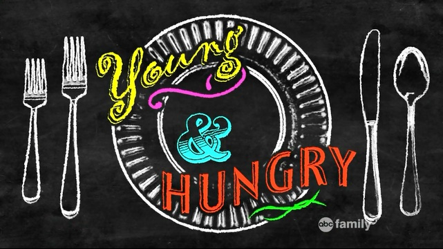 Young and Hungry title card.jpg