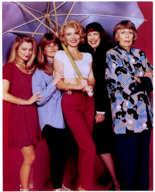 The Five Mrs Buchanans-Cast.JPG