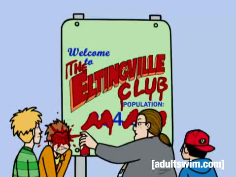 Welcome to Eltingville