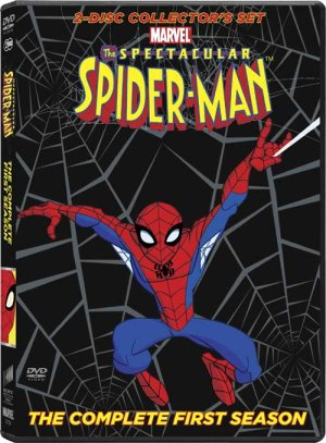 The Spectacular Spider-Man - The Complete First Season.jpg