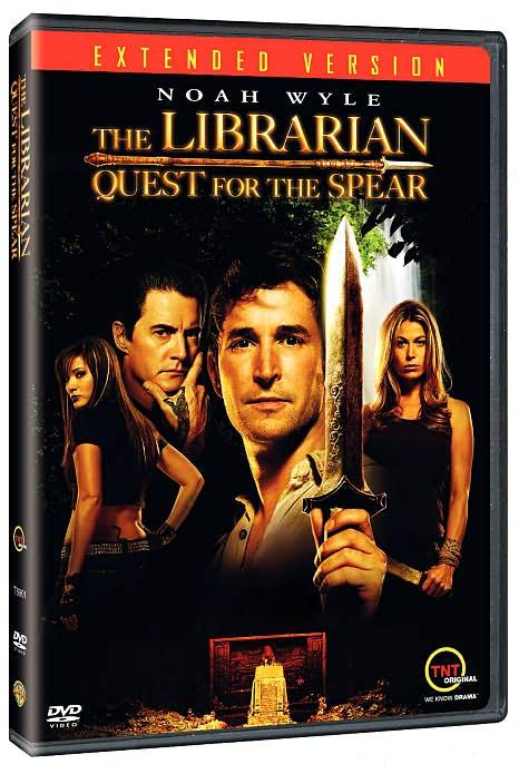 The Librarian-Quest for the Spear-DVD.jpg