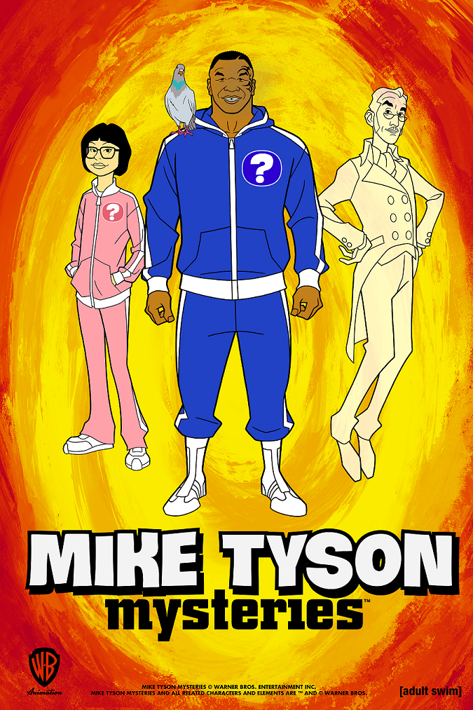 Mike Tyson Mysteries-Cast.png