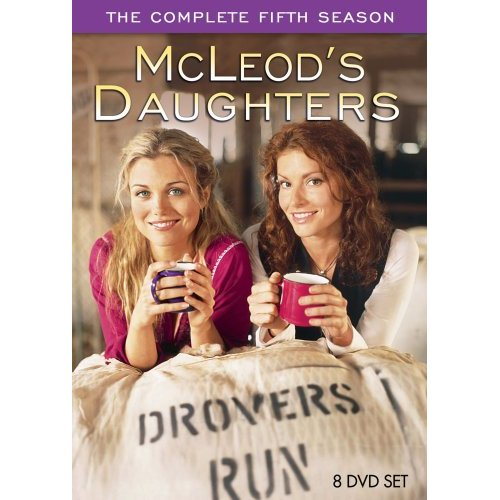 McLeod's Daughters - Season 5 DVD.jpg