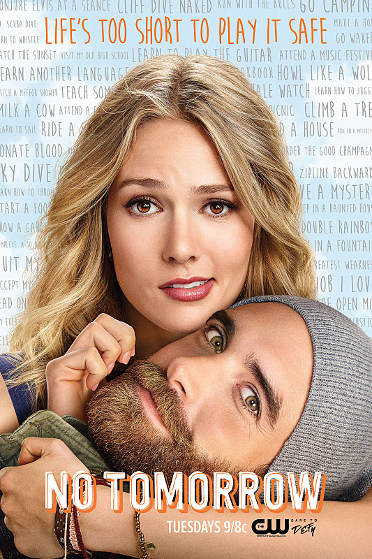 No Tomorrow Season 1 key art.jpg