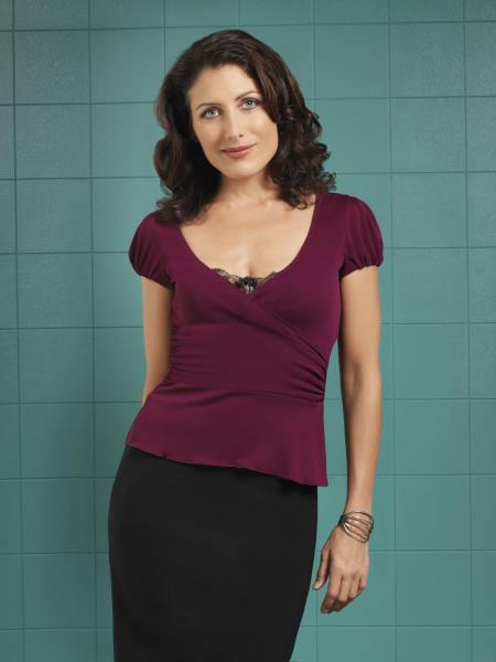 Lisa Edelstein as Dr. Lisa Cuddy from House, M.D.
