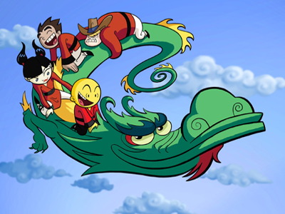 Xiaolin Showdown-Cast.jpg