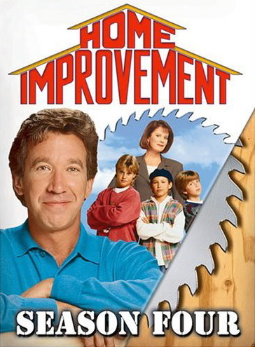 Home Improvement-The Complete Fourth Season DVD.jpg