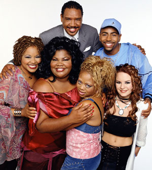 The Parkers-Cast.jpg